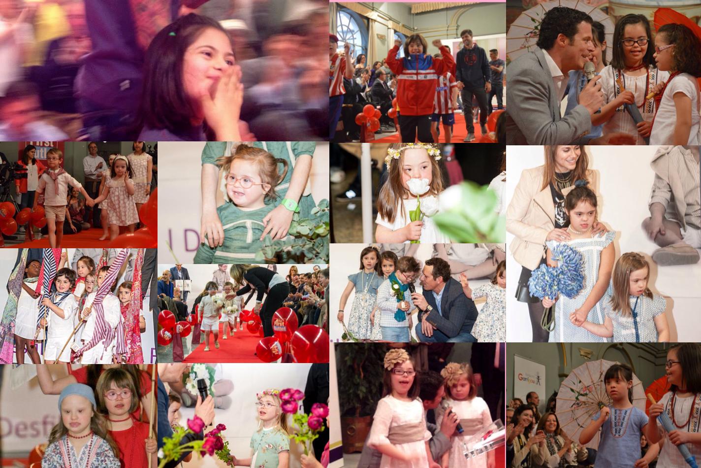 Desfile Solidario Fundación Garrigou - Fundación Garrigou